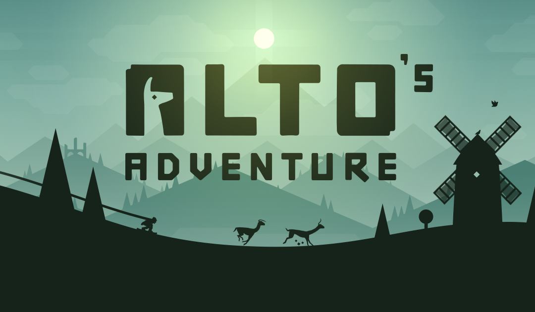 Alto's Adventure – A piece of interactive art